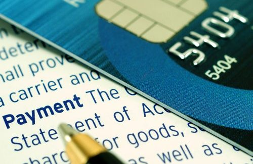 Credit cards : over credit limit