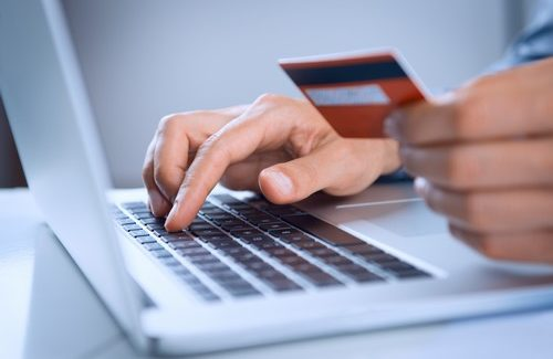 Increase the limit of your credit card