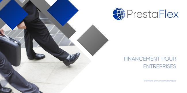 Prestaflex Services à Fribourg financement des PME entreprises crédit leasing machines et factoring