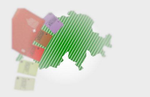 permis de travail en Suisse permis B permis C permis G frontalier carte de légitimation